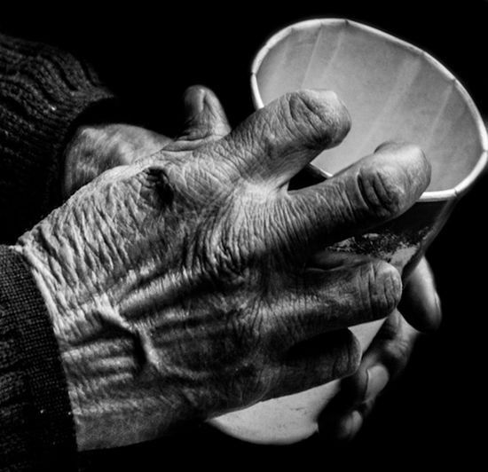 Hands in the street... or the street in the hands... EyeEm Best Shots EyeEmbnw EyeEm Best Shots - Black + White Bw_collection