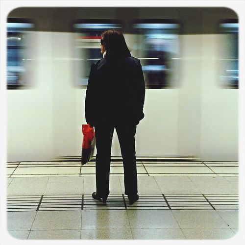 Maybe this edit is a bit better than the other one... what do you think? Notes From The Underground Eye4photography  Streetphotography Silhouette