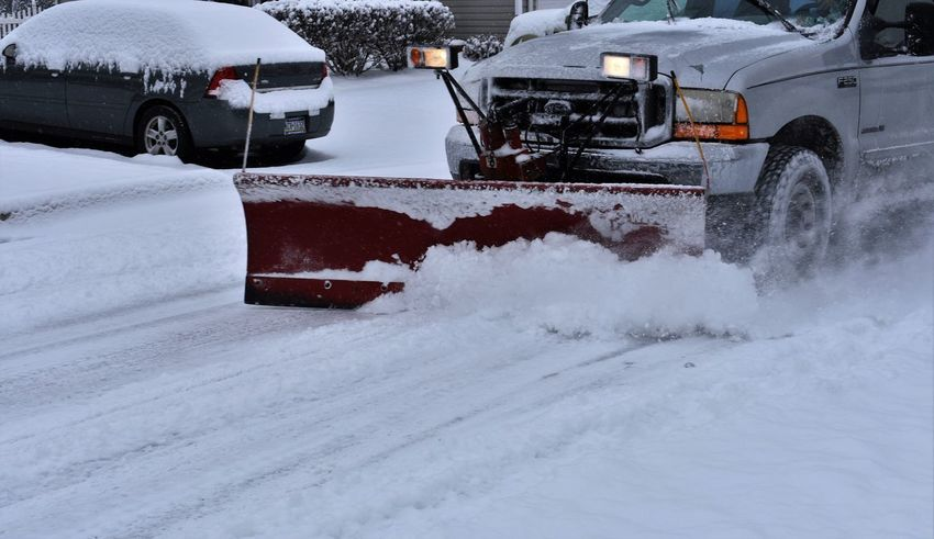 Plowing the Snow off the Development Roads Weather Car Cold Temperature Development Eyeem Market Falling Snow Job Land Vehicle Mode Of Transport No People Plowing Snow Responsibility Road Roadway Snow Snow Plow Snow Plow Blade Transportation Urban Development Winter Work Truck