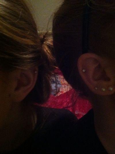 Cartilage Piercings!