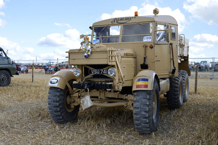 Day Military Military Vehicle Mode Of Transport No People Outdoors Transportation Wrecker
