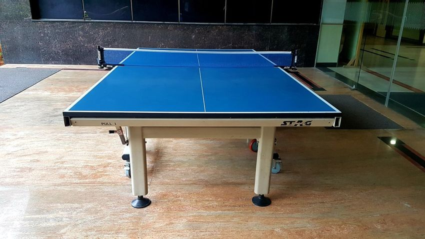 Table Tennis Tt Table Table Tennis Court Sport Competition Competitive Sport Net - Sports Equipment Modern Table Tennis Tennis Net Tennis