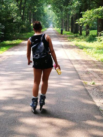 The Journey Is The Destination skeeleren