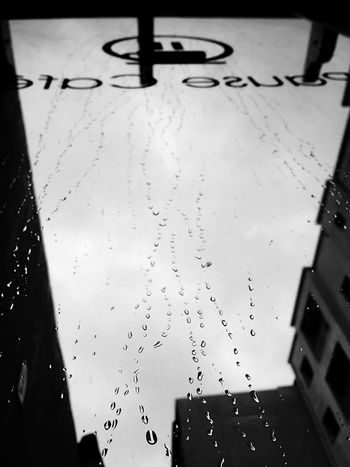 Black And White Blackandwhite Photography Simple Photography Blackandwhitephotography Black And White Photography Black & White Rain Rainy Days Coffee Coffee Time