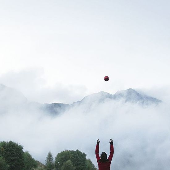 Photooftheday Ball Mountains Mountianview Nature Livefolk Explore @folkmagazine Piancavallo
