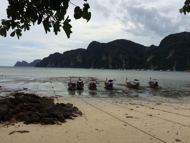 Beach Thailand Traveling