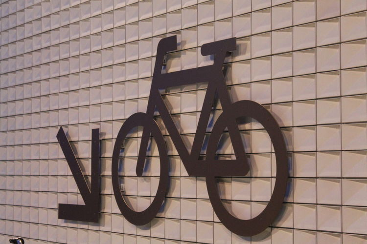 Architecture Building Exterior Built Structure Bycicle Bycycle Garage Day No People Outdoors