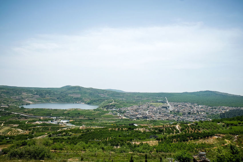 http://instagram.com/PicFunIL Beauty In Nature Day Golan Growth Mountains Nature Nature No People Outdoors Plant