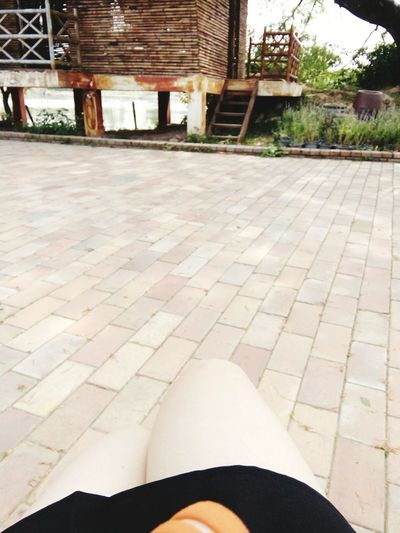 People One Person Day Outdoors EyeEmNewHere Women Around The World Low Section Real People Human Leg Human Body Part Architecture