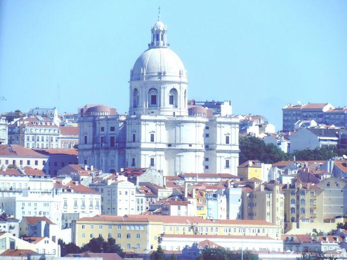 Pantheon Lisbon Portugal