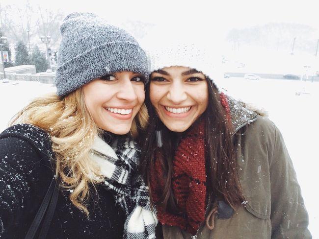 Sisters Selfportrait Selfie ✌ Philadelphia Downtown Philadelphia RL&CO