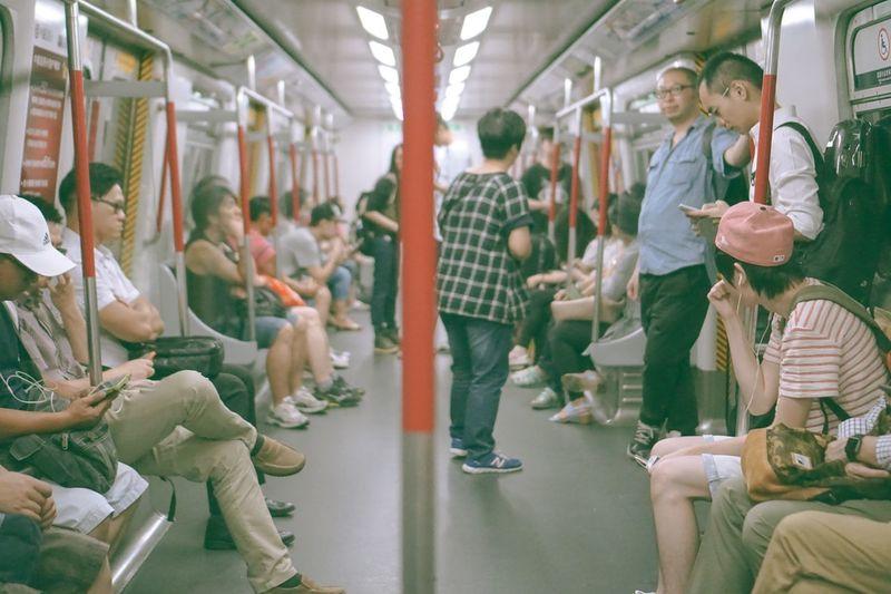 Embrace Urban Life Taking the tram everyday Arts Culture And Entertainment Group Of People Men Indoors  Full Length People Large Group Of People Crowd Performance Adult EyeEm Best Shots Eye4photography  EyeEm EyeEm Best Edits EyeEmBestPics