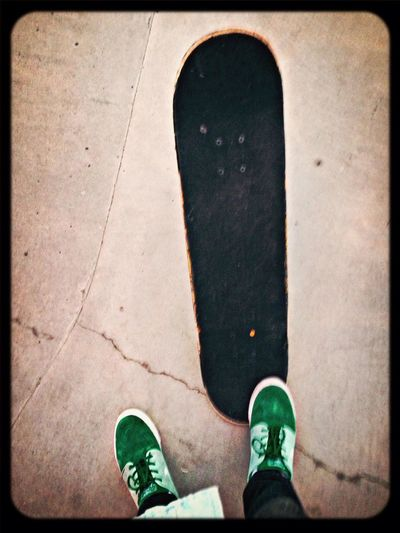 1st photo! skate seshh while back GoodTimes