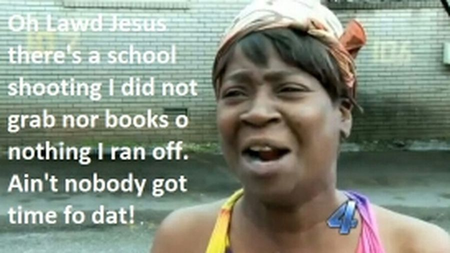 """""""Ain't Nobody Got Time For Dat"""""""