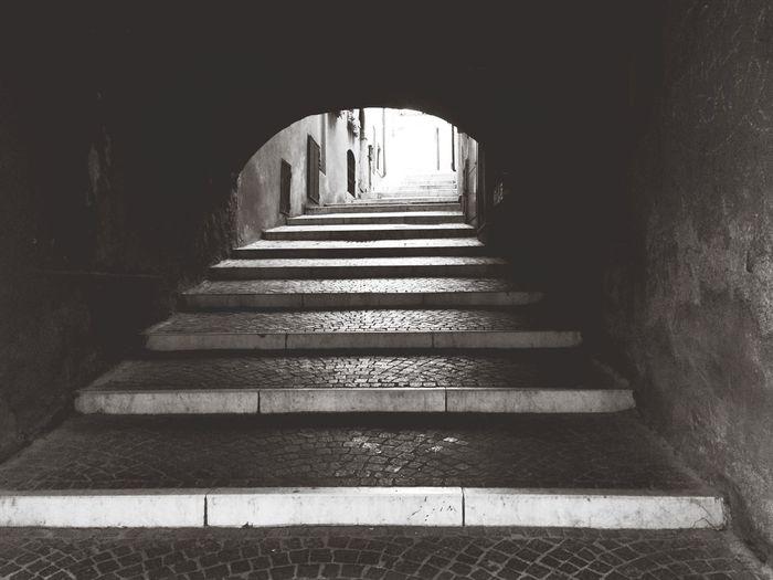 Italian Stairs