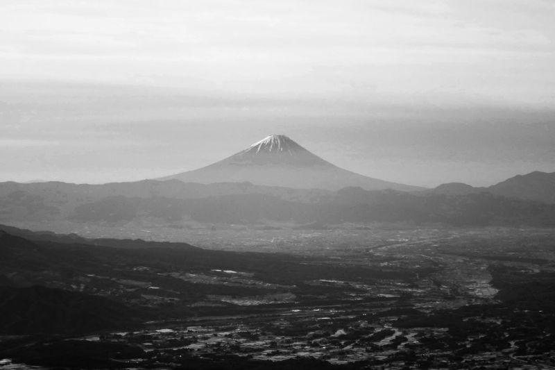 Ararat  EyeEm Best Shots - Nature Eyeem Monochrome Blackandwhite Mt.Fuji Mountains And Sky Cloud - Sky EyeEm Best Shots Mountain Landscape Mountain Urban Skyline Landscape