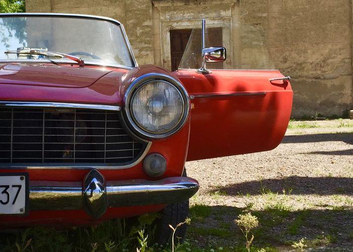 Mode Of Transportation Land Vehicle Retro Styled Transportation Car Vintage Car Motor Vehicle