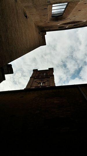 The Architect - 2016 EyeEm Awards Basilica Of St. Francis Church Looking Up Bell Tower Bologna Street Photography