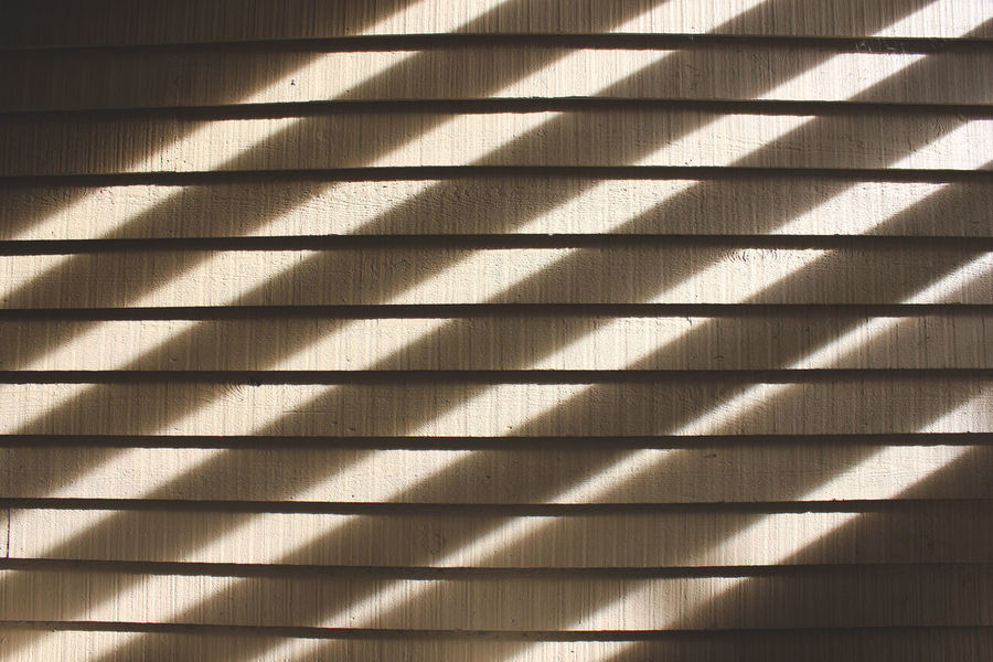 Beige Diagonal Hallway Stairway Sunlight Wall Wood Apartment Backgrounds Close-up Darkness And Light Design Diagonal Lines Horizontal Lines No People Pattern Shadow Shadow-art Shadows Sunlight Textured  Wood Slats