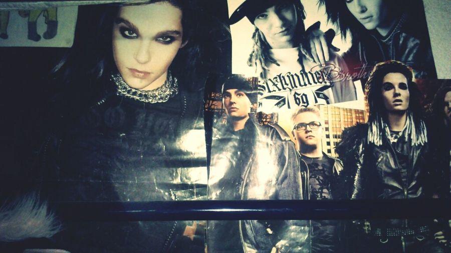 Si Soy Fan De Tokio Hotel :c Oww Soy Rara