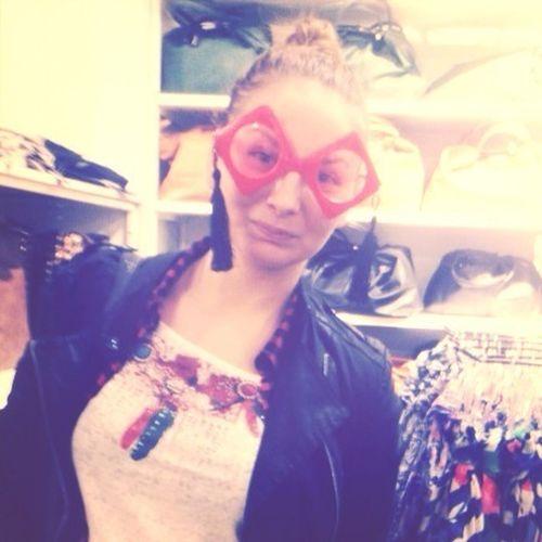 #Crazyglasses