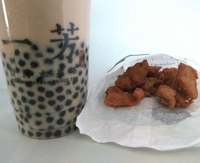 誘惑… YiFang YiFangFruitTea YiFangTaiwanFruitTea 一芳水果茶 一芳 一芳台灣水果茶 珍珠鮮奶茶 繼光香香雞