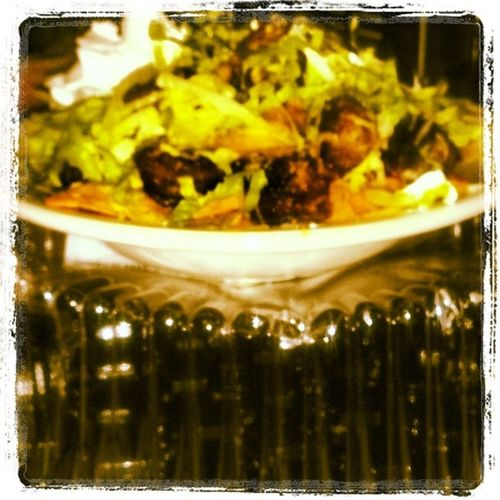 Don't look da best but these nachos are bomb aab Crushmode Ornahh