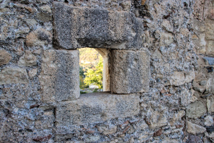 Castello Della Valle Ancient Ancient Civilization Architecture Building Exterior Built Structure Castle Close-up Day History Nature No People Old Ruin Outdoors Rock - Object Stone Material Stone Wall War