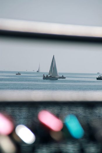Bodensee EyeEm Selects Yacht Water Water Sea Transportation Nautical Vessel Mode Of Transportation Sailboat Sky Day Horizon Over Water Nature No People Horizon Sailing Beauty In Nature Scenics - Nature Travel Outdoors Ship Tranquil Scene Floating On Water