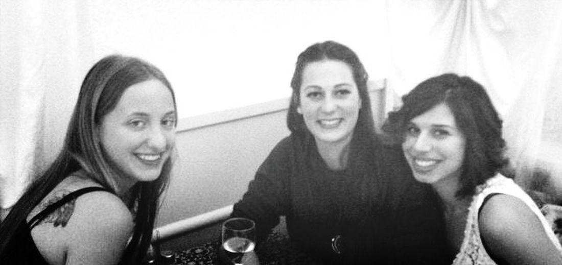Con noi tre la risata è assicurata ♥️