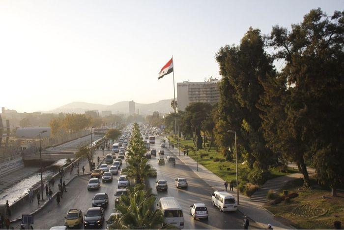 Embrace Urban Life City Syria
