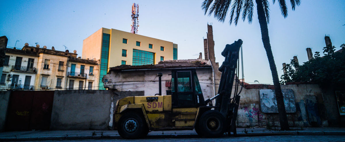 Building Exterior Built Structure Architecture Outdoors Day Sky City No People Tunis The Street Photographer - 2017 EyeEm Awards