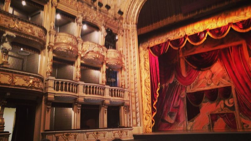 slovak national theatre Slovakia🇸🇰 Culture Balet Architecture History Travel Destinations Arts Culture And Entertainment Built Structure Travel Music Ancient Civilization No People Indoors  Royalty Musical Theater