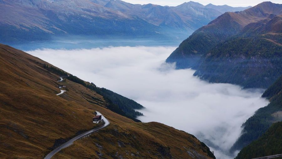Fog Mountain Grossglockner