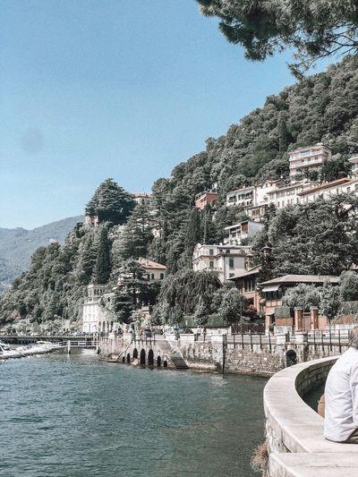 Italy Como Lake
