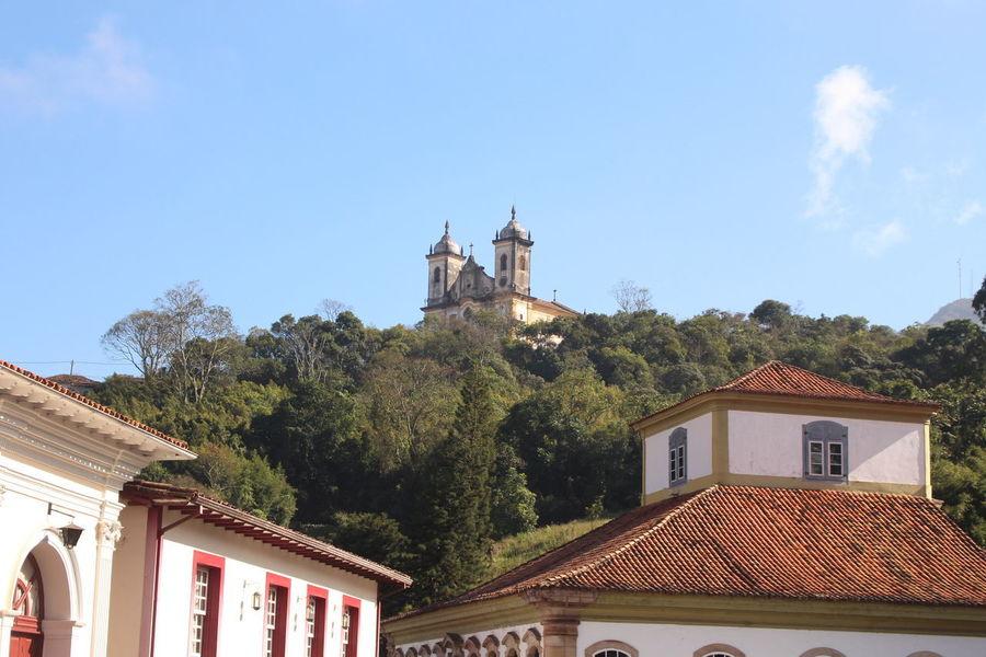 Turismo VilaRica Architecture Cidadeshistoricas Day Igreja Minasgerais Minasgeraisoficial Ouropreto Religion Sky Tree