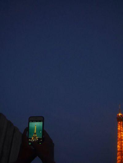 Paris Paris, France  ParisByNight Paris Effel Tower Panasonic  Lumix Gx7 Lumixgx7 Nofilter Allysdms