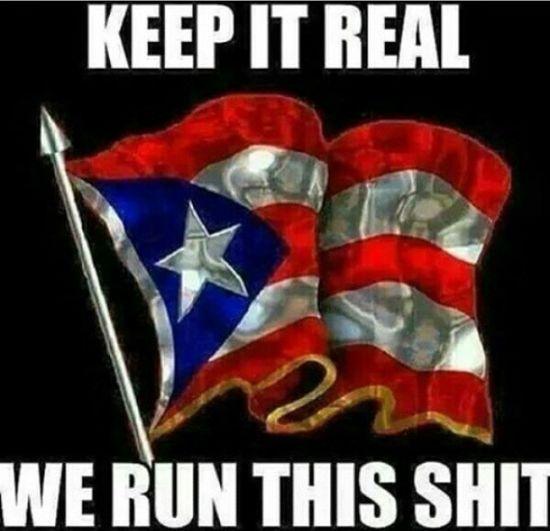Proud to be puerto rican Boricua Chica