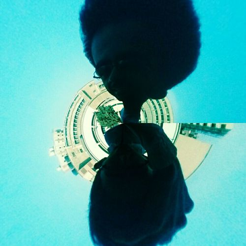 THESE Are My Friends 12daysofeyeem Friend Fun Tinyplanet College Buildings Architecture