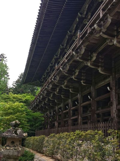 from below: Maniden temple hall foundation || Engyoji Temple Travels Travel Traveling Travelling Explore Outdoors Nippon The Last Samurai