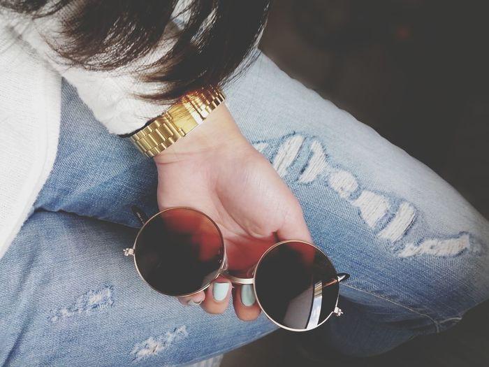 finito. Jean Ootd Love Fashion