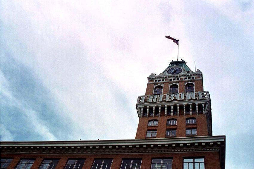 Oakland Tribune Tower Oakland Building
