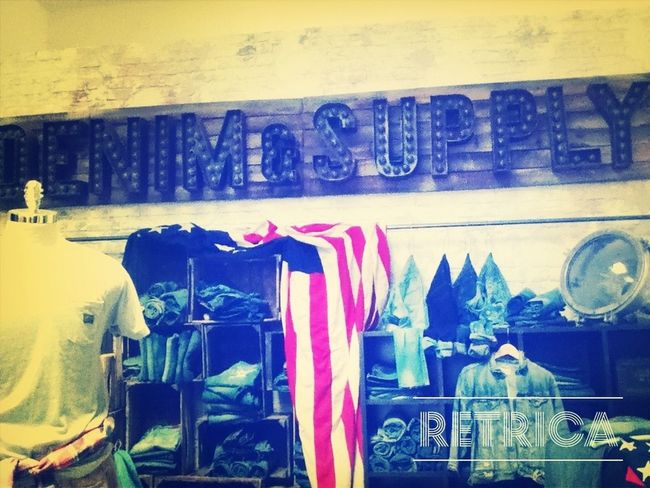 Denim E Supply