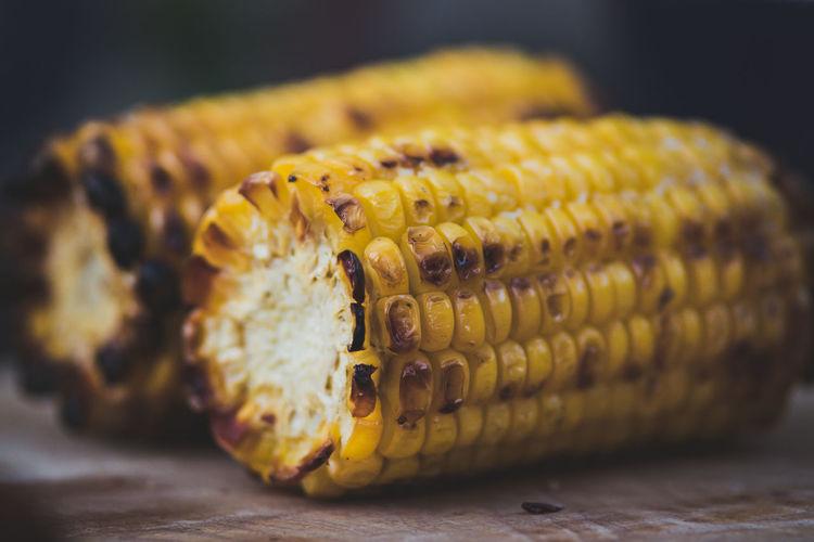 BBQ Corn Food
