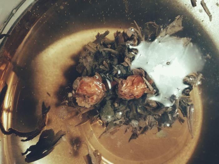 Mistery rose Misteryrose Tea Chinesetea Japanesetea Flowertea Misteryrosetea Drink Preparation  Close-up Beverage