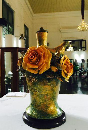 Ceramics Ceramic Art Fine Art Museum Kota Tua Jakarta Jakarta INDONESIA
