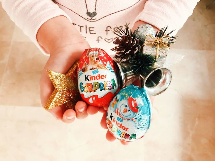 Human Body Part One Person Real People Human Hand High Angle View Indoors  Hand Celebration Holiday Decoration Lifestyles Art And Craft Close-up Christmas Ornament Women Holding Christmas Christmas Decoration Body Part