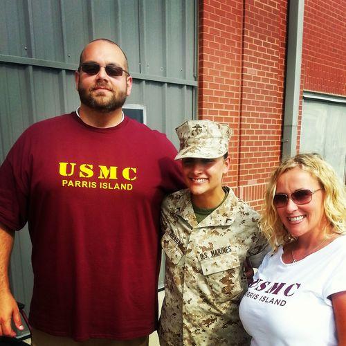 USMC US MARINES Militar 4thbattalion