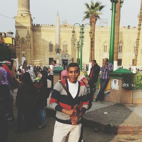 In Egypt 2014 That's Me