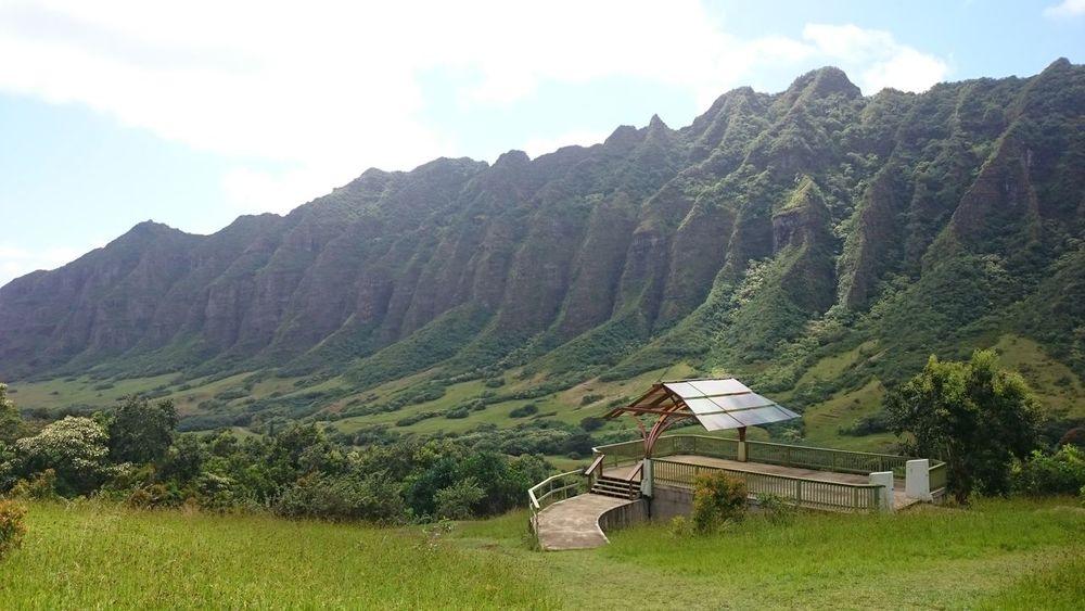 Kualoa Ranch , JURRASIC PARK , JurrasicWorld , Gyrosphere , Hawaii , Nature
